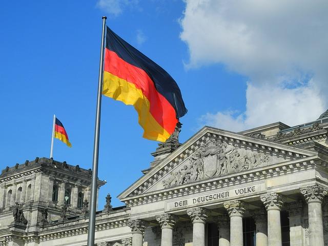 německá vláda