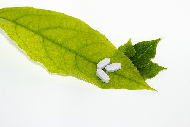 list a léky