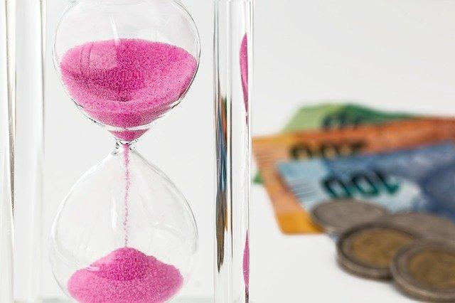 doba splácení peníze